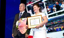 Благодарность мэра заведующему ДОУ - 2016