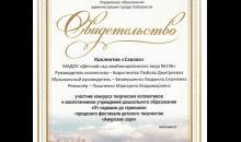 """""""Амурские зори"""" - участие (2020)"""